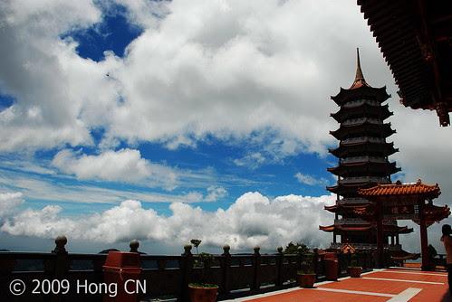9-Level Pagoda - 九重塔