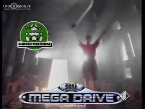 Sega Mega Drive - 16 Bit di Potenza (1991)