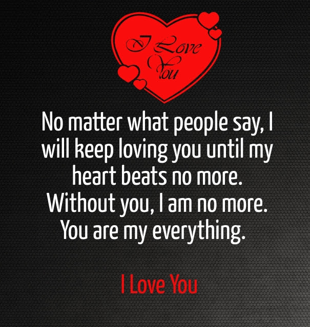 Best I Love You Quotes For Him 110 Ways To Express Your Feelings