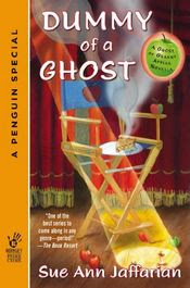 Dummy of a Ghost by Sue Ann Jaffarian