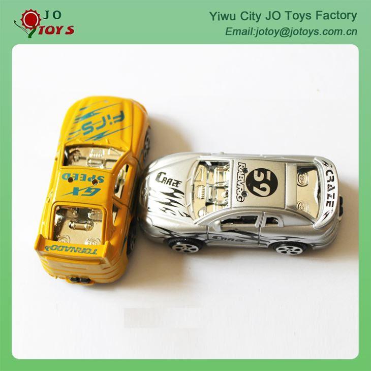 çin Ucuz Küçük Plastik Oyuncak Araba çocuklar çekme Arka Araba Ile