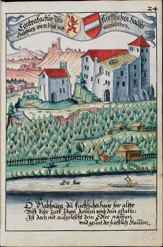 Wappenbuch des Hans Ulrich Fisch d