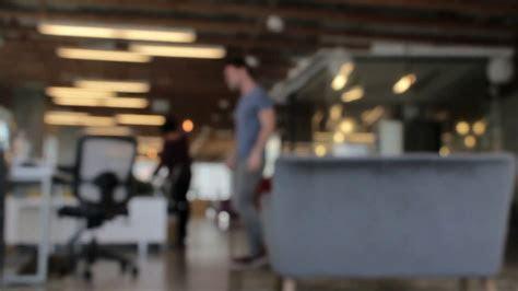 office desk work bokeh blur background people