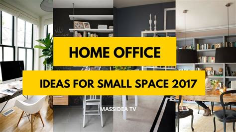 home office design ideas  small space