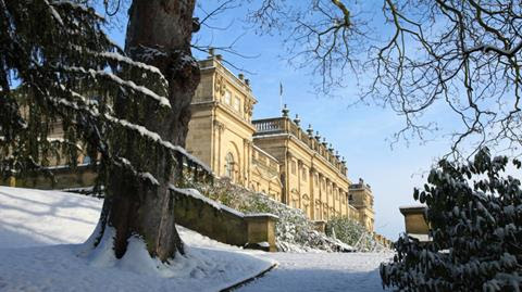Christmas at Harewood