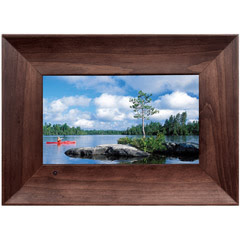 Sungale Sw7a 072 7 Digital Picture Frame With Speaker