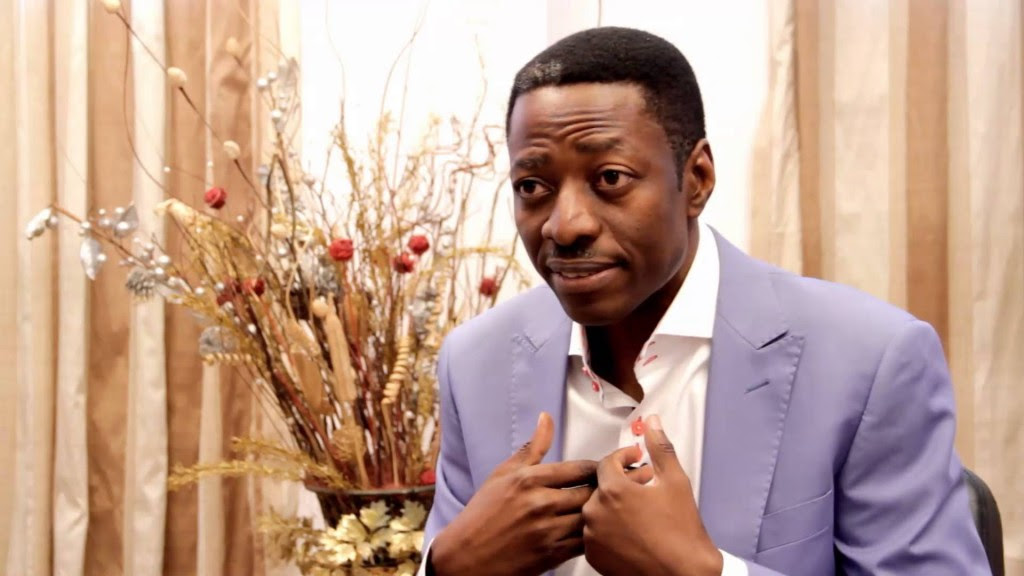 [VIDEO] 'Nigeria closed churches, markets & schools during 1918 pandemic, no link between 5G & COVID-19 ' — Pastor Sam Adeyemi