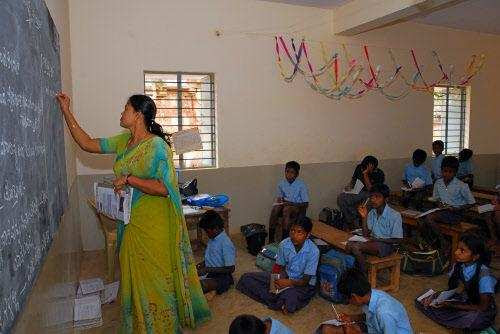 Image result for teachers staff room in telangana residential