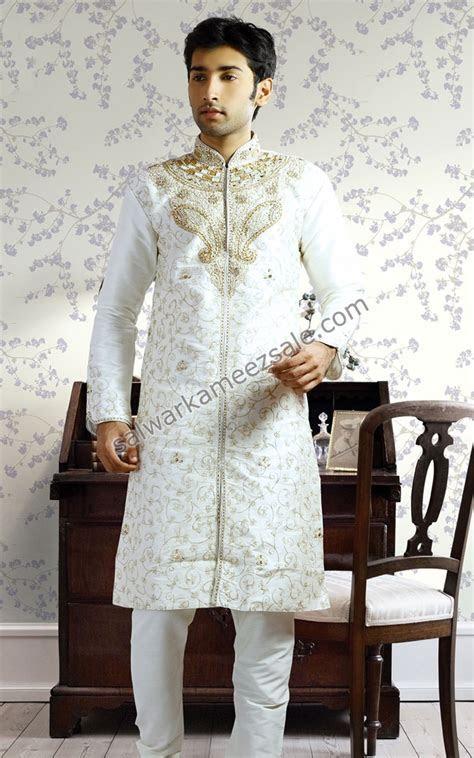 Pakistani Wedding Dresses   Sherwani Designer