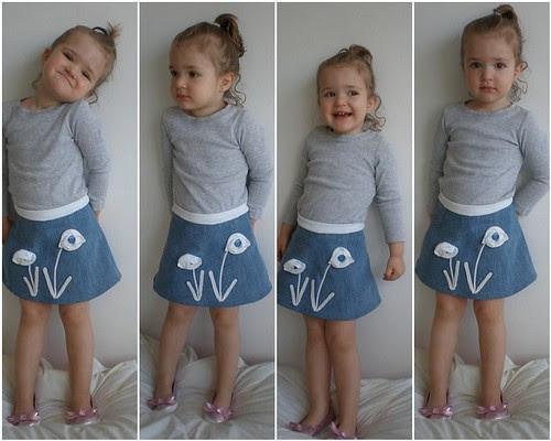Four Wednesdays & a Skirt