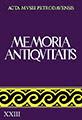 Memoria Antiqvitatis XXIII