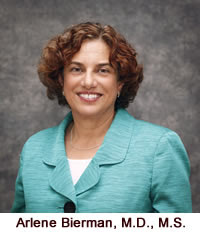 Arlene Bierman, M.D., M.S., Director of AHRQ Center for Evidence and Practice Improvement