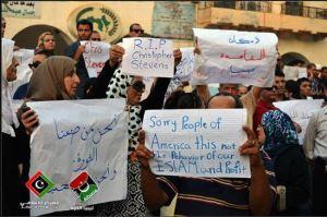 Benghazi moderates