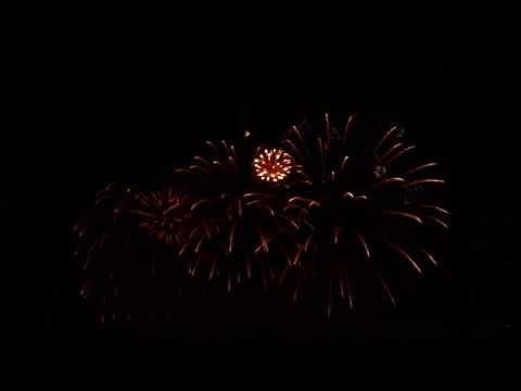 Fuochi d'artificio -  Festa del SS Crocifisso di Siculiana