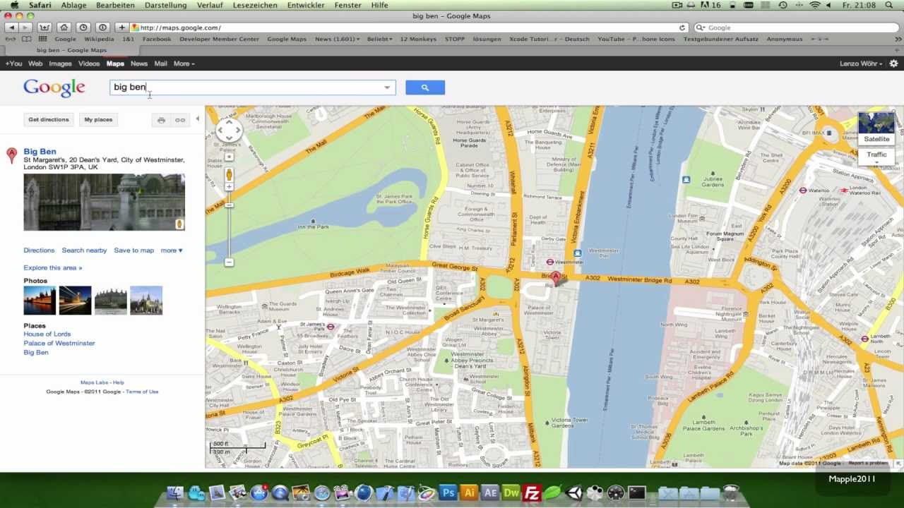 How To Find Coordinates In Google Maps In Only 35 Sec Hd