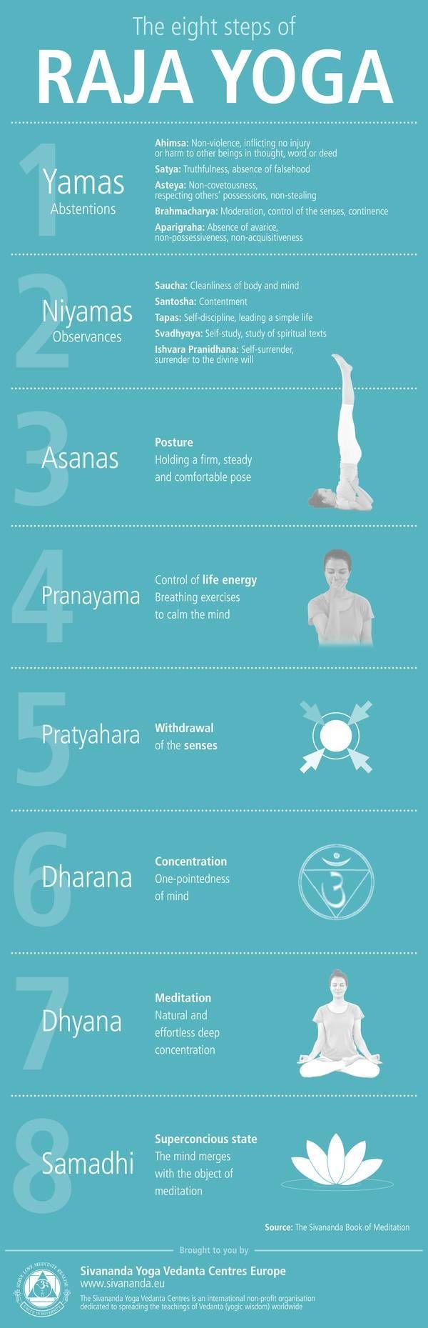 Risultati immagini per raja yoga