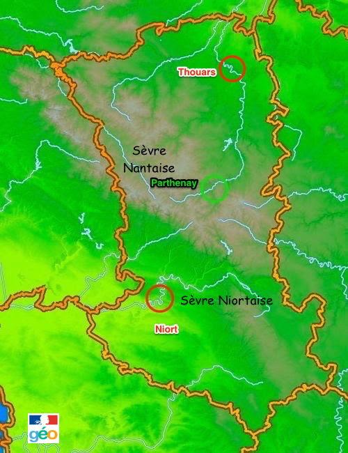 Géologie Des Deux Sèvres