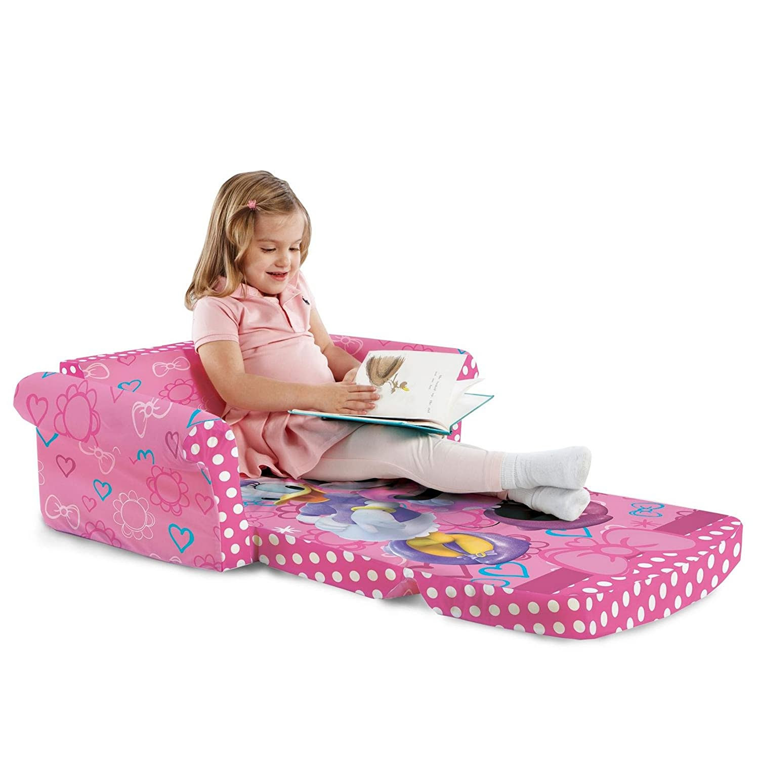 GIFT IDEAS FOR KIDS: FLIP OPEN SOFAS