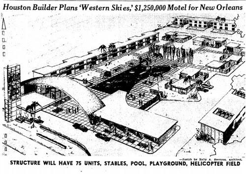 Western Skies Motel