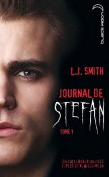 Couverture Journal de Stefan, tome 1 : Les origines