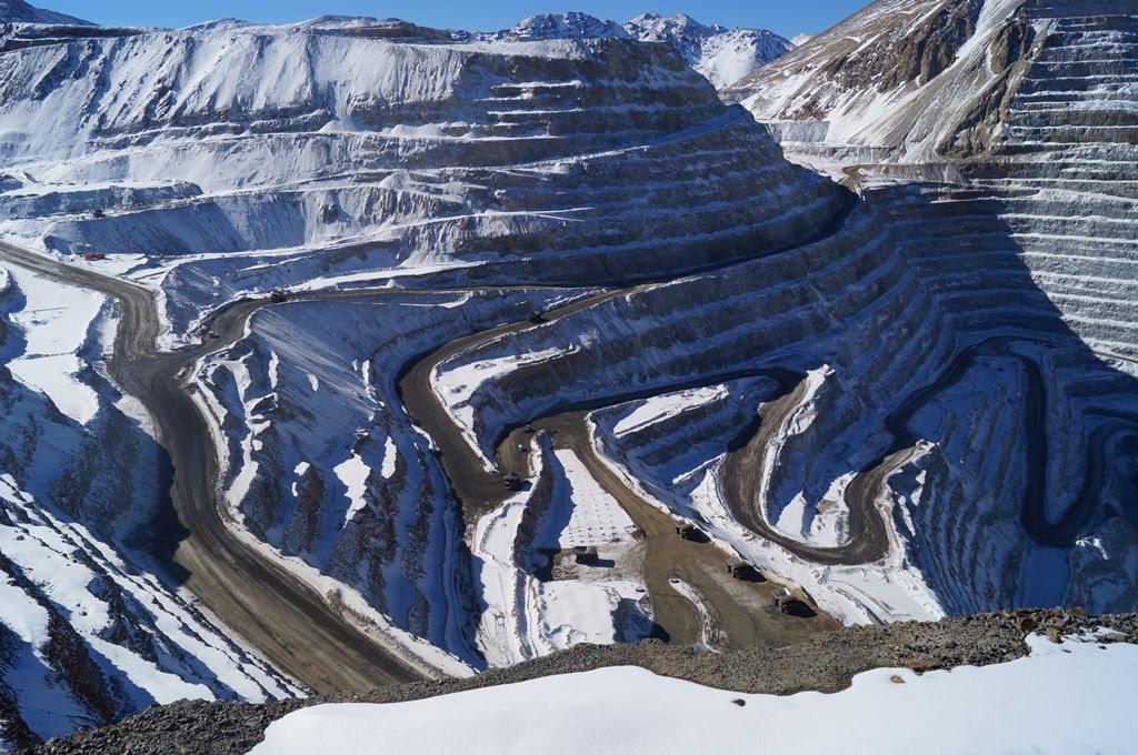 Resultado de imagen para minera Los Pelambres