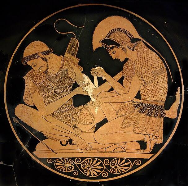 Akhilleus ve Patroklos