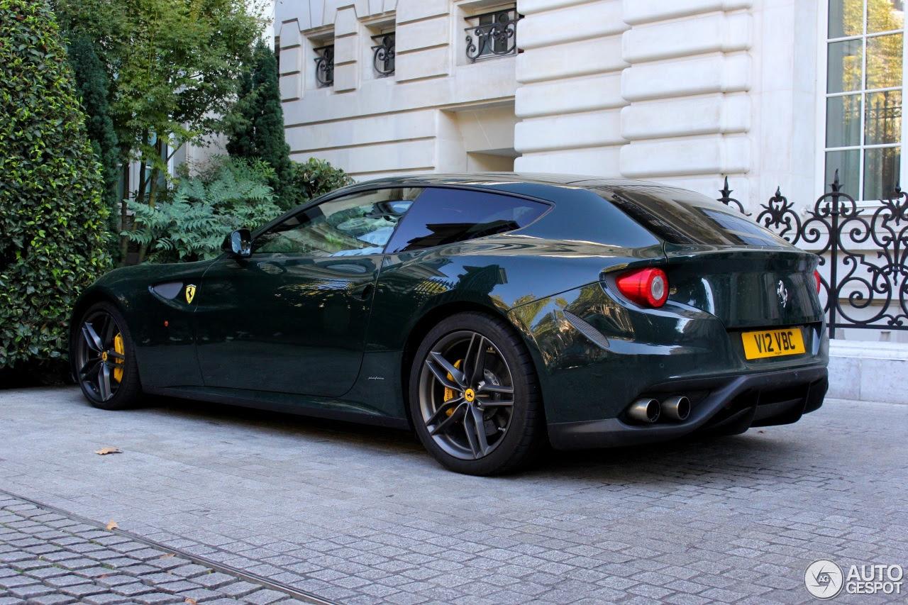 Ferrari FF  5 October 2016  Autogespot