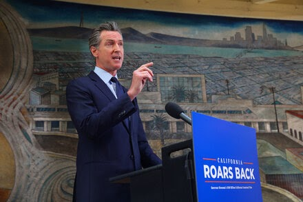 California's Middle-Class Taxpayers Could Get a Rebate Under Newsom Plan