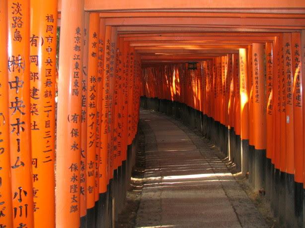 1000den Torri's Fushimi, Kyoto