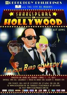 Shakespeare in Hollywood (Repertory Philippines)
