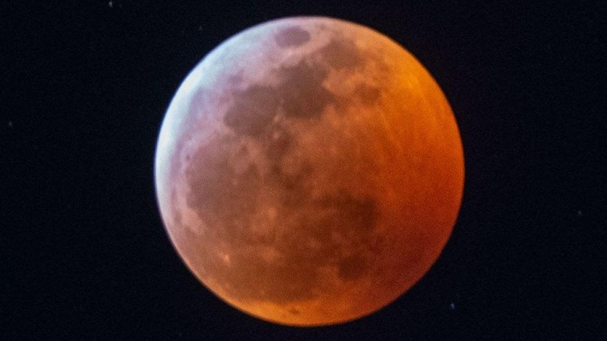 Las Mejores Imágenes Del Eclipse Total De La Superluna De Sangre