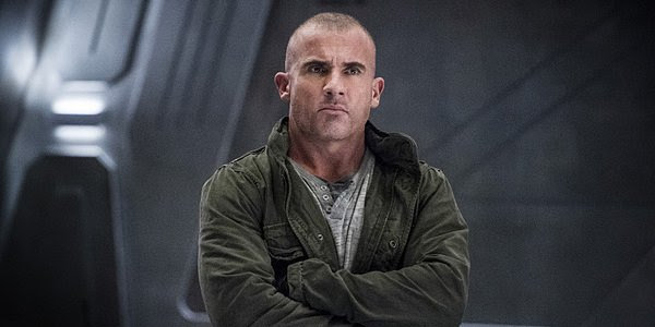 Mick Rory Dominic Purcell Legends of Tomorrow