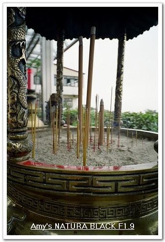 樟山寺大香爐