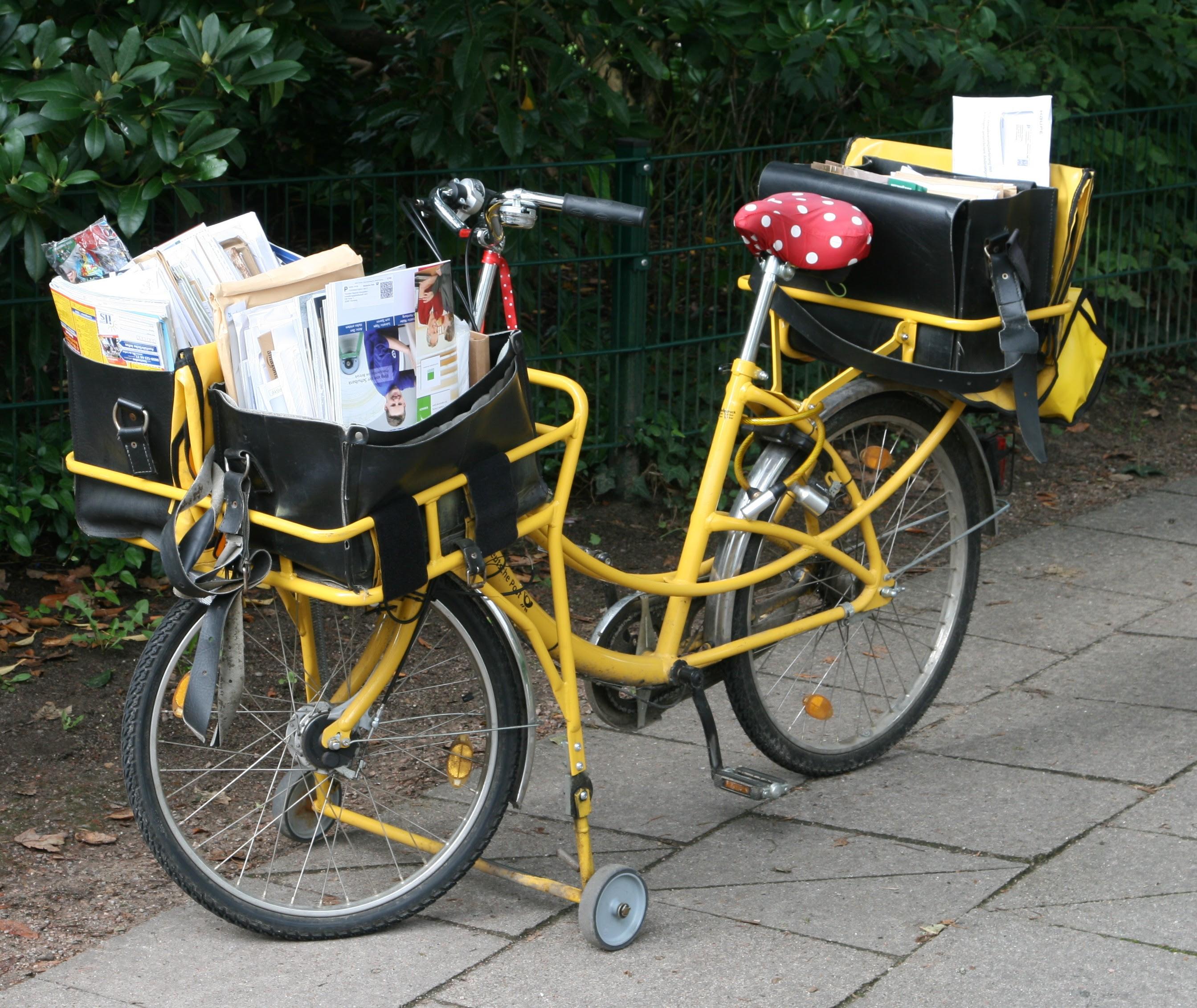 Deutsche Post Fahrrad