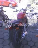 Honda CB300 2009