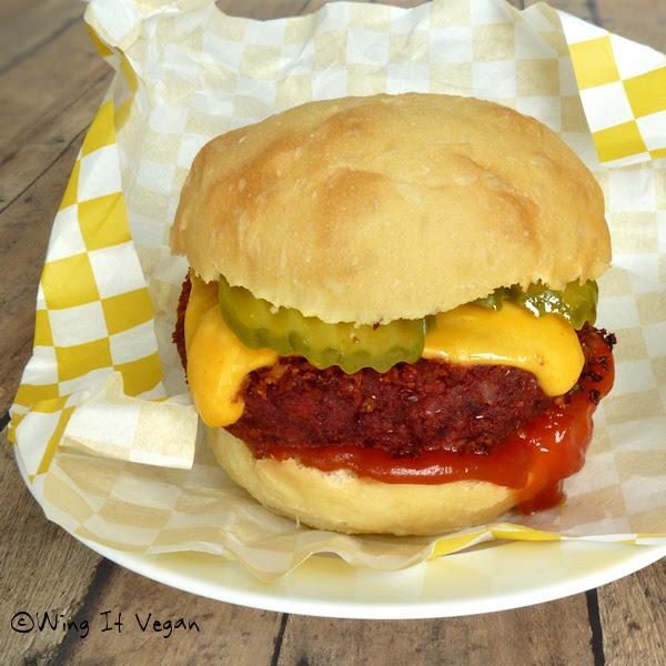 PPK Beet Burger
