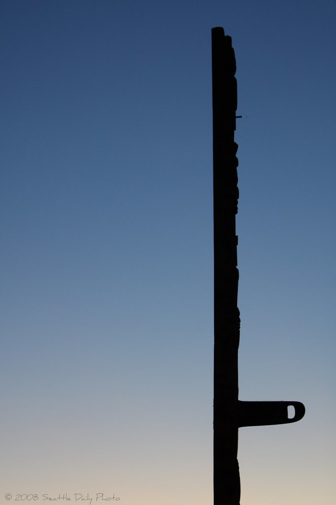 Sunset Totem