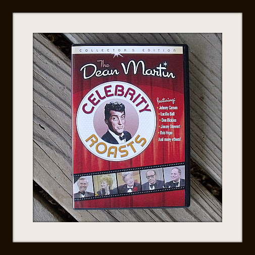 Dean Martin Celebrity Roast-Collectors Edition DVD Set