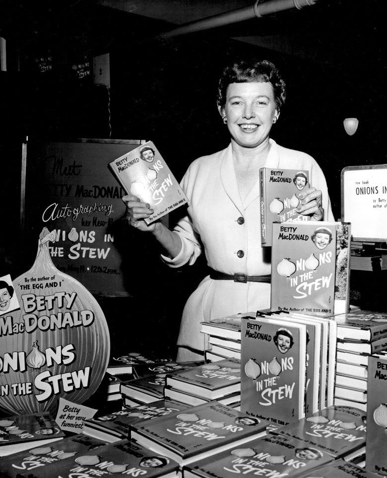 Bildergebnis für Betty MacDonald Onions in the Stew