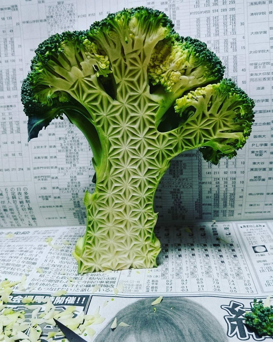 esculturas con comida en japon (1)