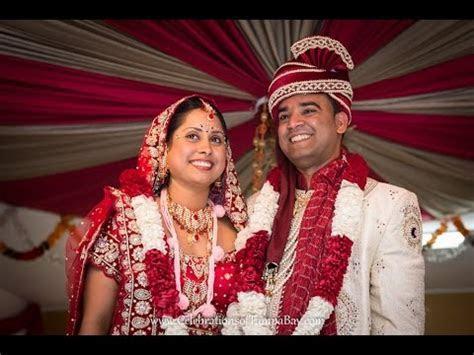 Indian Hindu Wedding in Tampa   YouTube