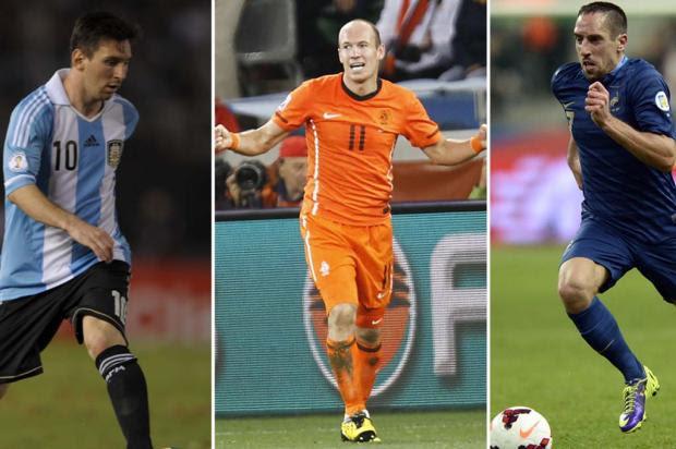 Porto Alegre recebe Argentina, França e Holanda na Copa do Mundo Banco de dados/
