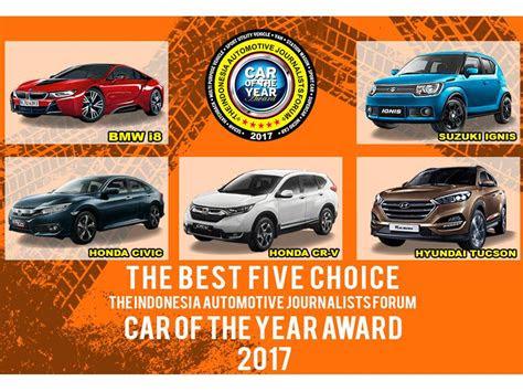 lima nominator forwot car   year  berita