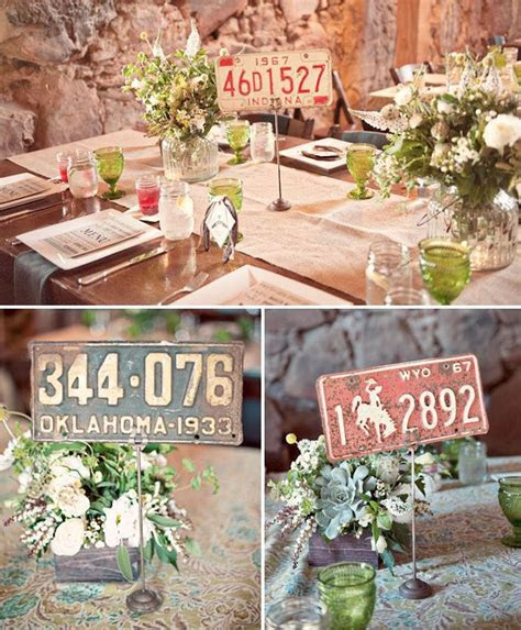 1000  ideas about Western Table Decorations on Pinterest
