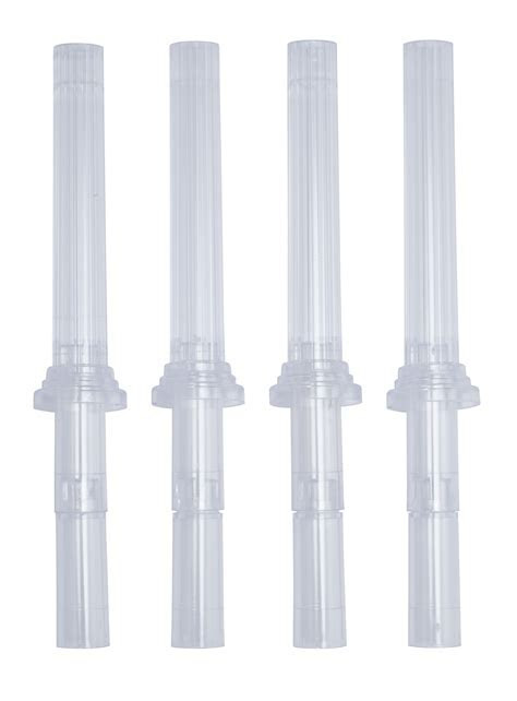 Frosted Crystal Columns   Pillar   DecoPac