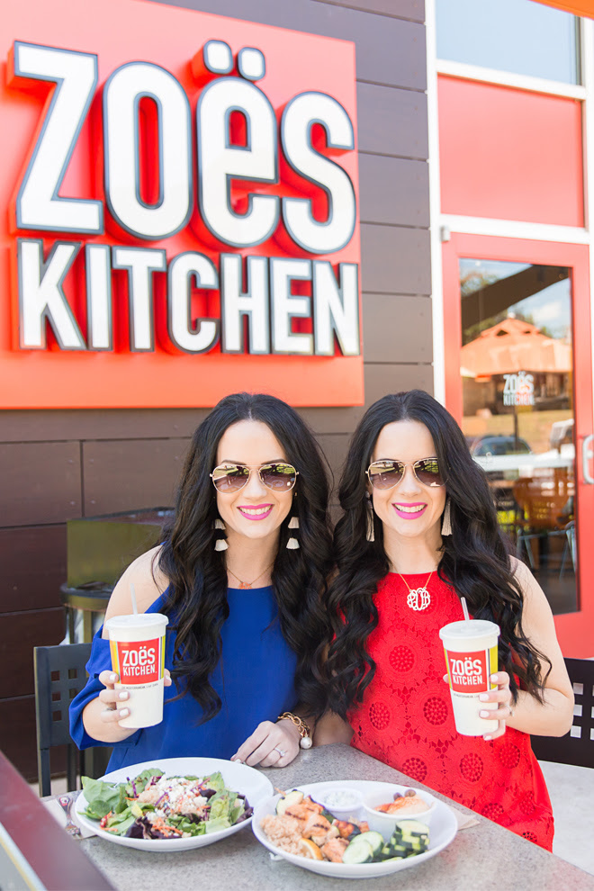 Why We Love Eating at Zoës Kitchen   + Summer Style Tips ...