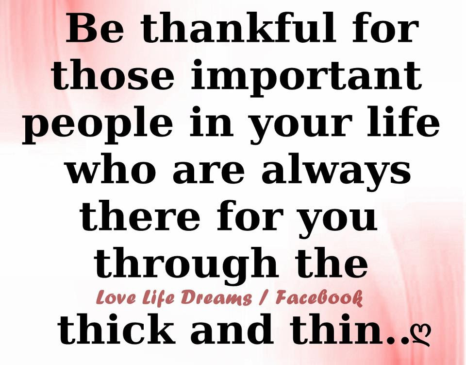 Quotes About Thankful For Someone 26 Quotes