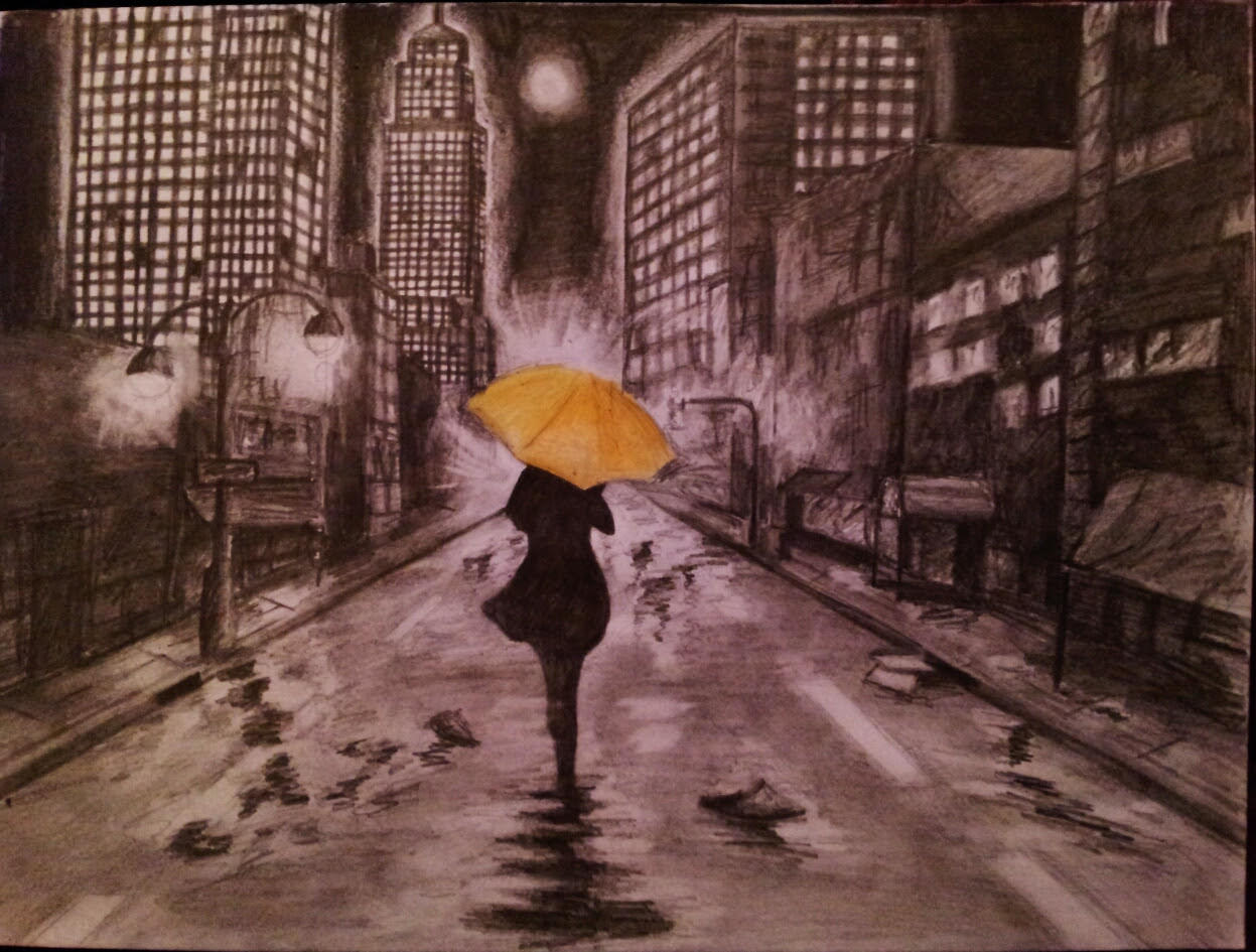My Himym Inspired Ny Drawing How I Met Your Mother Photo