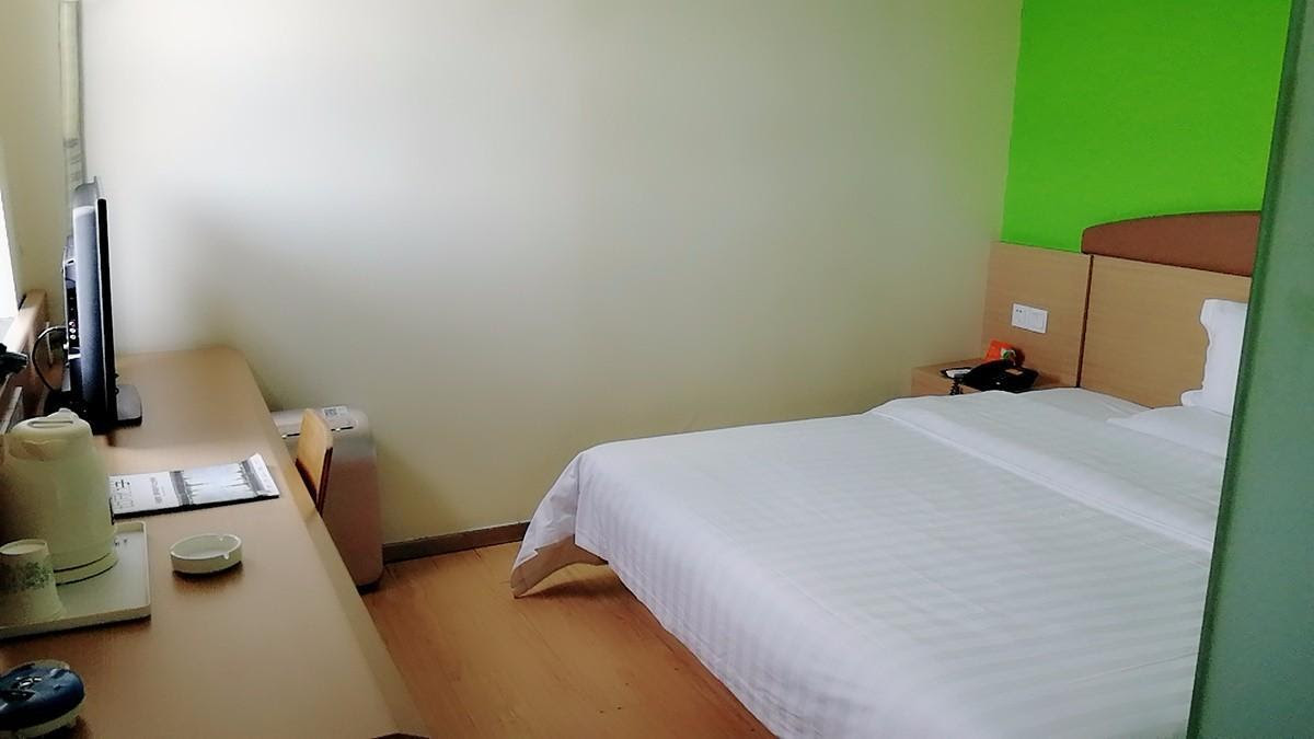 Review 7 Days Inn Changsha Ding Wang Tai