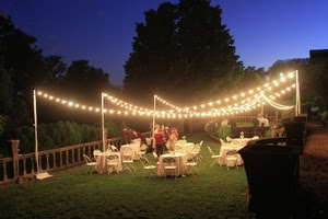 How to Outfit Your Tent for an Outdoor Tennessee Wedding - The